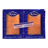 Royal - Salmón ahumado dúo - 100 g en 2 packs