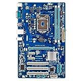 Tarjeta Madre Ajuste para Fit For Gigabyte GA-P61-S3-B3 Motherboard H61 Socket Fit para Fit For LGA 1155 I3 I5 I7 DDR3 16G ATX PM61-S3-B3 Página Principal Computer Motherboard