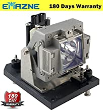 Emazne NP12LP Projector Replacement Compatible Lamp with Housing for NEC NP4100 NEC NP4100+ NEC NP4100-09ZL NEC NP4100W NE...