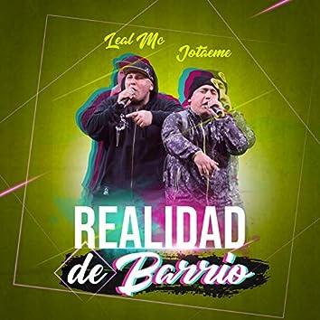 Realidad De Barrio (feat. Jotaeme)