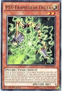 Yu-Gi-Oh! - PSY-Framegear Alpha (HSRD-EN029) - High-Speed Riders - 1st Edition - Common