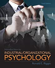 Introduction to Industrial and Organizational Psychology Plus MySearchLab with eText -- Access Card Package (6th Edition)