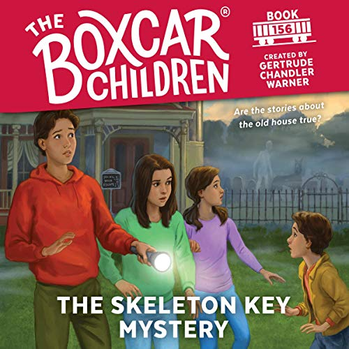 The Skeleton Key Mystery cover art