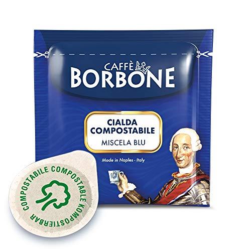 Caffè Borbone ESE Espresso Pods - NEW 100% ORGANIC PACKAGING - Made in Italy (Miscela Blu, 150 Pods)