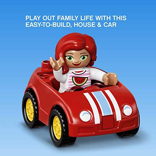 LEGO Duplo La Maison Familiale 10835 Jouet pour Enfants de 3 ans et Plus - 6