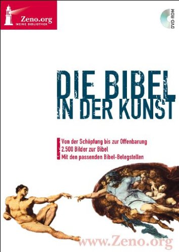 Zeno.org 032 Die Bibel in der Kunst (PC+MAC-DVD) [import allemand]