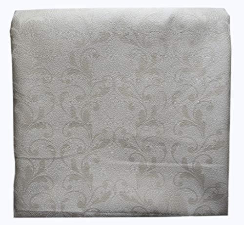 Generico Scampolo tappezzeria Tessuto Damascato Doubleface Pitonato e Lucido 270x280 cm