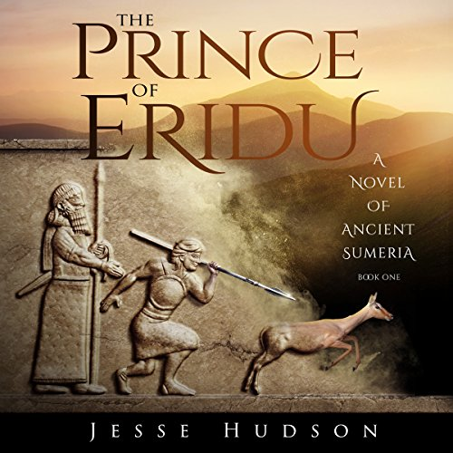 The Prince of Eridu audiobook cover art
