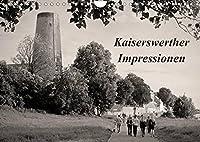 Kaiserswerther Impressionen (Wandkalender 2022 DIN A4 quer): Stimmungsvolle Eindruecke aus dem alten Staedtchen am Niederrhein (Monatskalender, 14 Seiten )