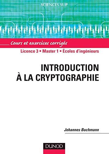 Introduction A La Cryptographie
