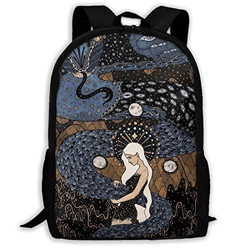 Treason Variety Face Towel The Hedgehog 11 Backpack Shoulder Bag Travel Bags Laptop Bag School Bag For Boys Girls