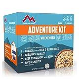 Mountain House Adventure Weekender Kit   Freeze Dried Camping & Backpacking Food   12 Servings