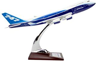 NKJWHB 32cm Alloy Metal Prototype Air B747 Boeing 747-400 Airlines Airplane Model Plane Model Stand Aircraft Kids Gifts