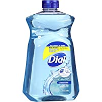 Dial Antibacterial Hand Soap with Moisturizer, 52oz