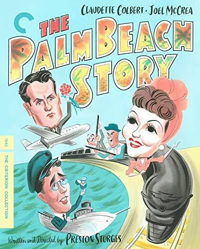 The Palm Beach Story [Blu-ray]