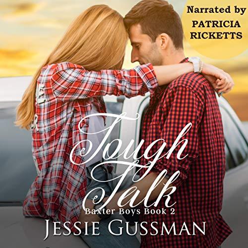 Tough Talk audiobook cover art