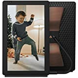 Nixplay Seed Wave 13.3 Inch WiFi Digital Picture Frame with Bluetooth Speakers,...