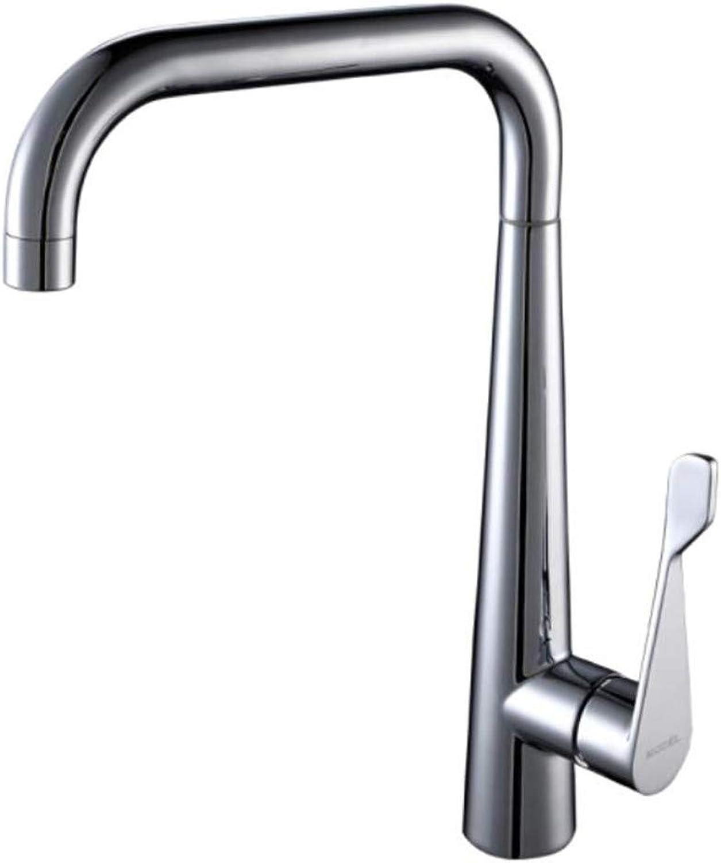 Faucet Mone Spout Basinbathroom 360 Degree redating Hot and Cold Copper Kitchen Faucet
