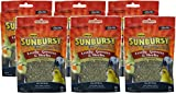 Higgins 6 Pack of Sunburst Leafy Greens & Herbs Gourmet Treats for All Birds, 1 Ounce Per ...