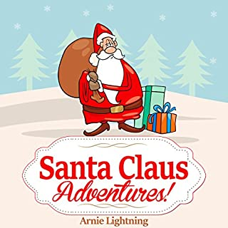 Santa Claus Adventures! cover art