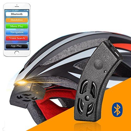 MXBIN Smart Bluetooth Casco Audio Riding Bicicleta Campana Altavoz Manos Libres Llamada...
