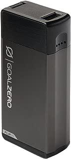 Goal Zero Flip 20 21907 External Battery Bank, Charcoal Grey