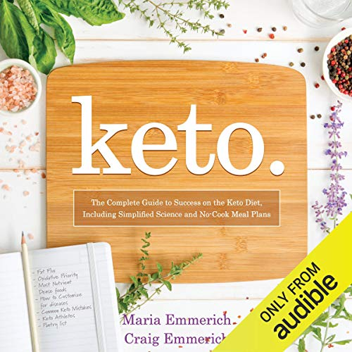 Keto cover art