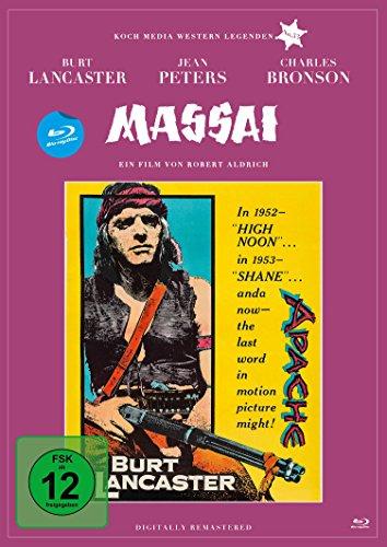 Massai - Der grosse Apache (Edition Western-Legenden #53) (Blu-ray)