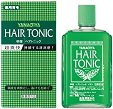 YANAGIYA Hair Tonic 240ml (Japan Import)