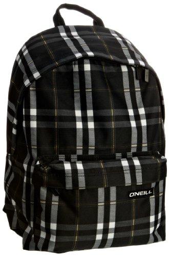 O'Neill Cowell's All-Over Rucksack für Herren, Schwarz - Black Aop Big Stripe - Größe: One Size