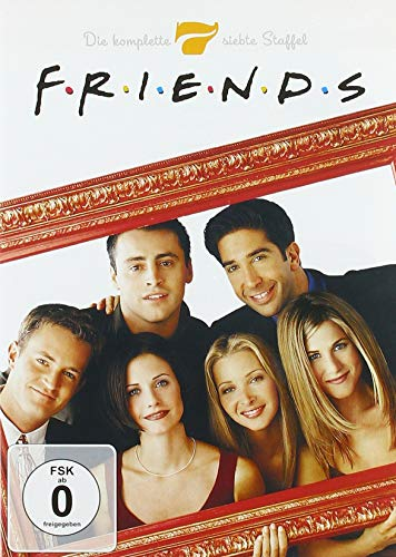 Friends - Staffel 7 Box Set (4 DVDs)
