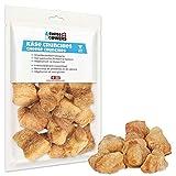 SWISSCOWERS Käse Crunchies Hunde Leckerlis - 100% natürliche Knusper-Snacks für Hunde aus echter Schweizer Qualitäts-Milch, 1er Pack (1 x 800 g)