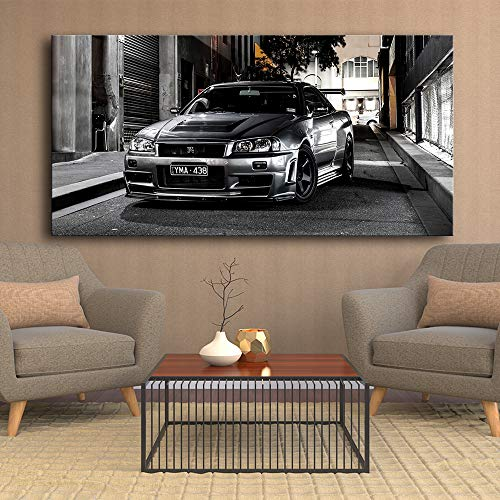zgldx73 Car Picture Home Decor Wall Art Poster in Home Painting