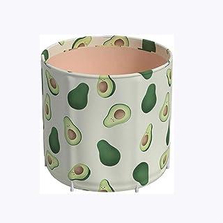 CCDDP Green Bathtub - Household Thickened Portable Bathtub, Foldable Freestanding Bathtub