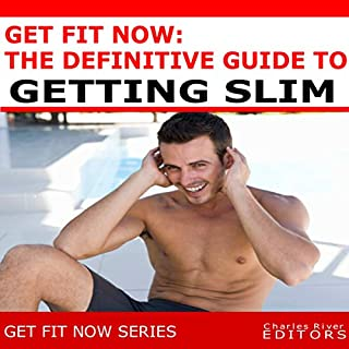 Get Fit Now audiobook cover art