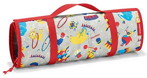 reisenthel Organizer per bambini, 38 x 80 x 4 cm, Circus Red (Multicolore) - IB3063