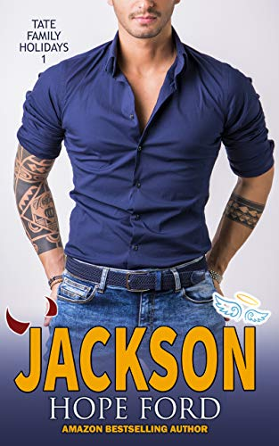 Jackson (Tate Family Holidays Book 1)