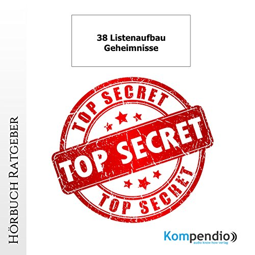 38 Listenaufbau-Geheimnisse Titelbild