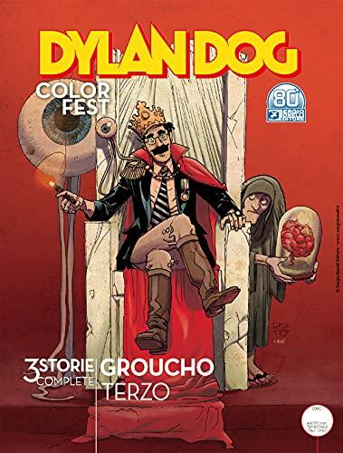 Fumetto Dylan Dog Color Fest N° 38 - Sergio Bonelli Editore – Italiano