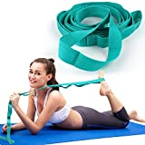 Yoga Strap Stretching Strap physical therapy...