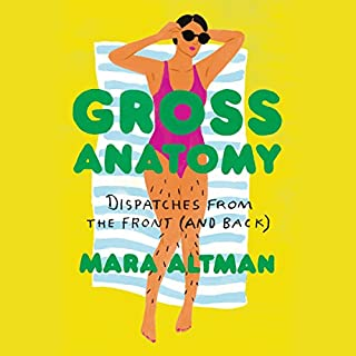 Gross Anatomy audiobook cover art