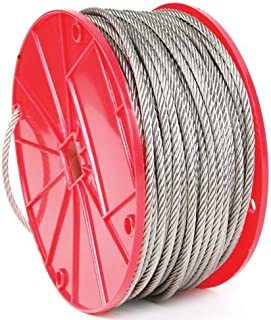stainless steel wire rope 1/16