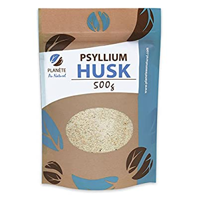 Blond Psyllium Husk - 500g from GPH