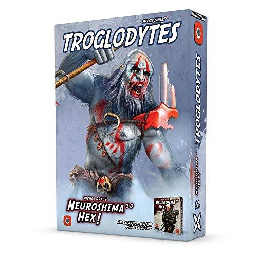 Portal Publishing 396 - Neuroshima Hex: Troglodytes 3.0