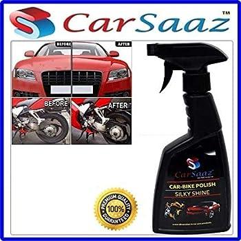 Carsaaz Car & Bike Exterior Body Polish(330ml)