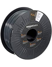 Amazon Basics - Filamento para impresora 3D, ácido poliláctico (PLA), 1.75 mm, cinta de 1 kg