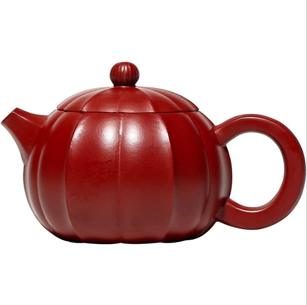 Teapot 2021 model Japanese, 180ml Yixing Xishi Tea Pot Kett Zisha Ranking TOP12 Teapots