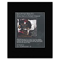 Miles Davis & Robert Glasper - Everything's Beautiful Mini Poster - 25.4x20.3cm