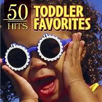 50 Hits: Toddler Favorites by Countdown Kids