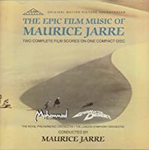 Epic Film Music of Maurice Jarre - Two Complete Film Scores : Mohammad Messenger of God / Lion of the Desert